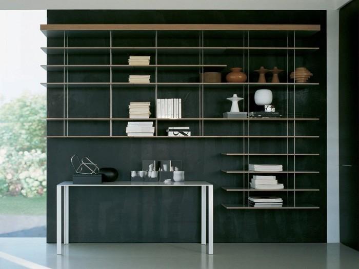 moebeldesign regale einrichtungsbeispiele deko ideen wohnzimmer designermoebel 6