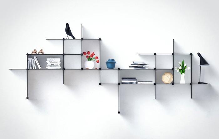 moebeldesign regale einrichtungsbeispiele deko ideen wohnzimmer designermoebel
