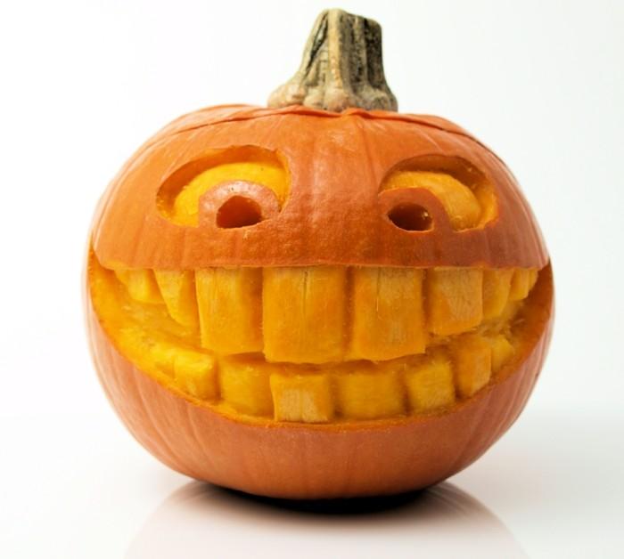 obst schnitzen kürbis schitzen ideen halloween