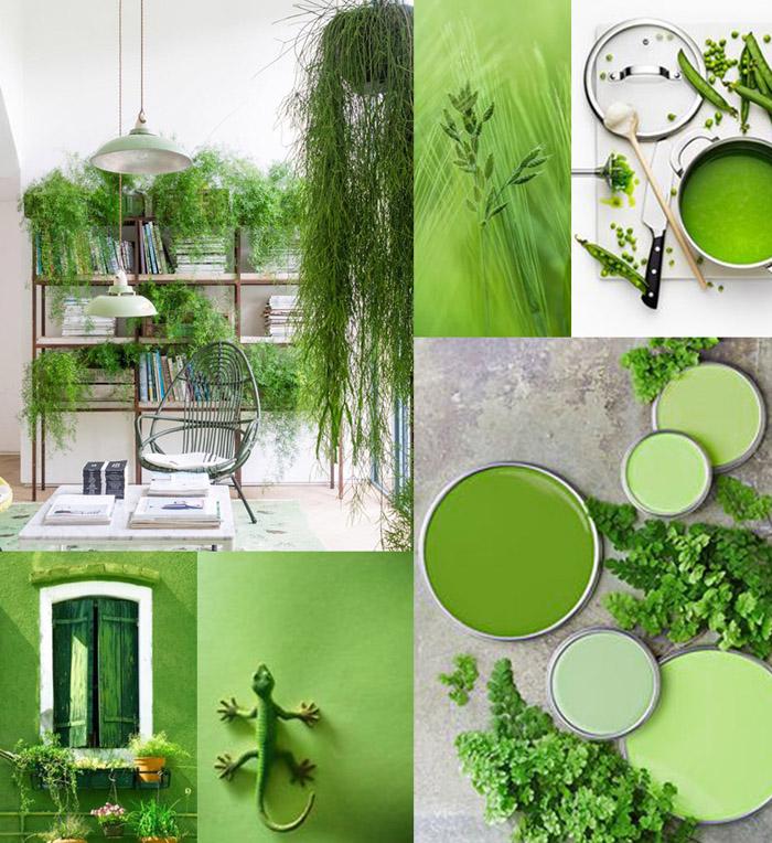 pantone farben 2017 farbgestaltung greenery 38