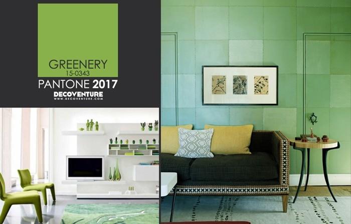 pantone farben 2017 farbgestaltung greenery 40
