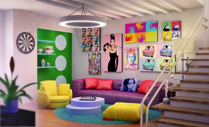 pop art kuenstler design