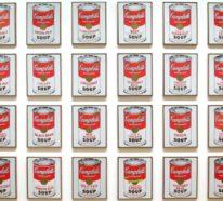 Laden Sie die berühmten Pop Art Künstler zu Ihnen nach Hause ein!