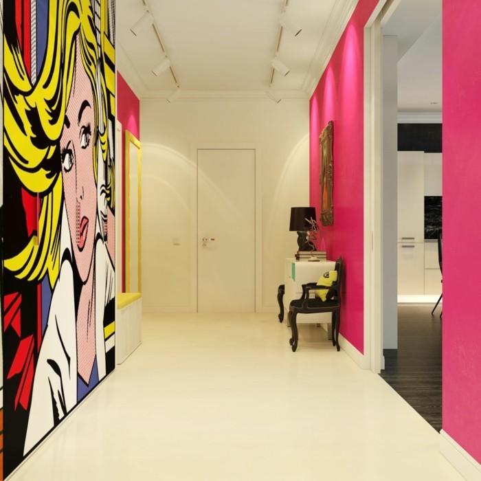 pop art zuhause
