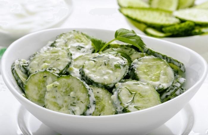 salat dill gurken