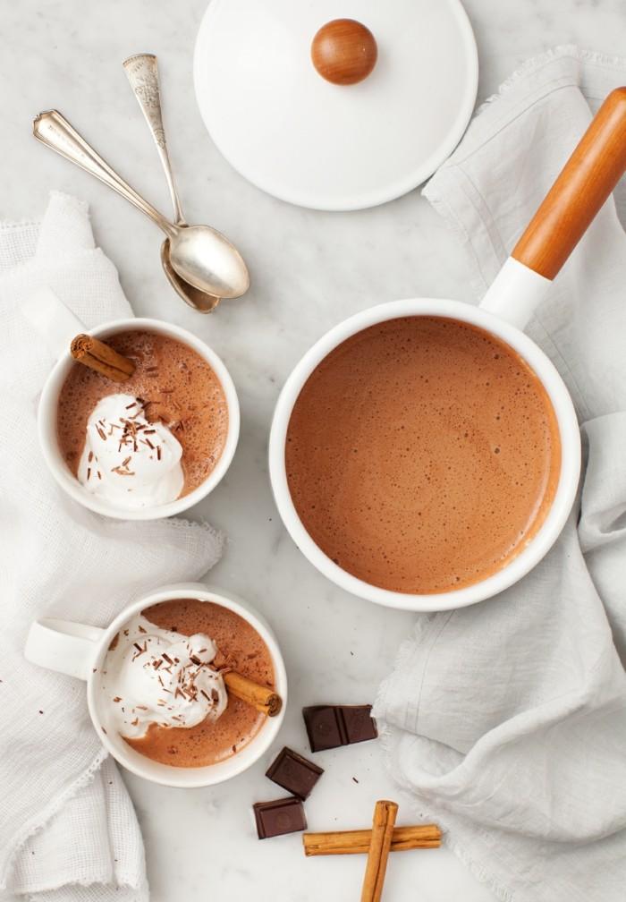 schokolade gesund hausgemacht