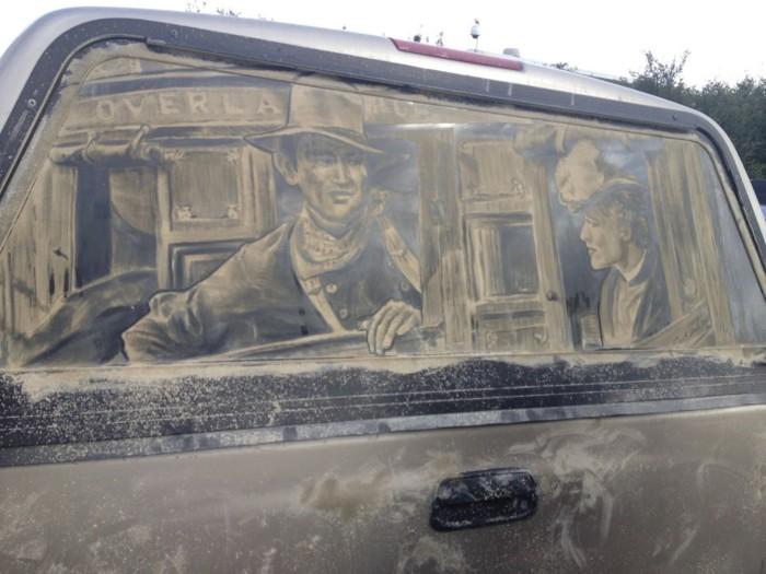 scott wade schmutzige autos