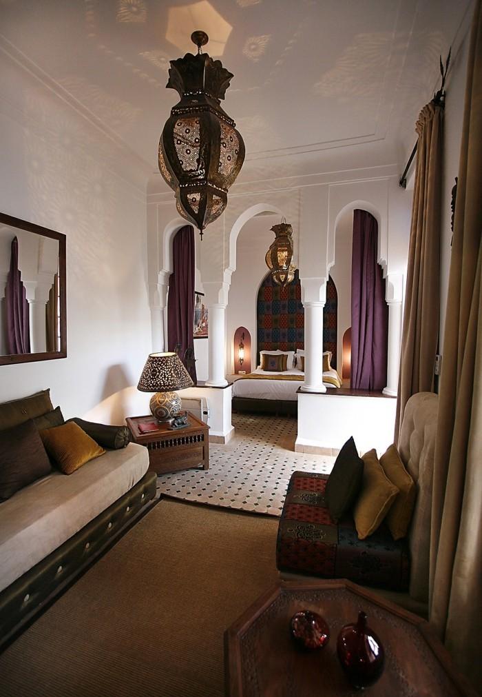 tausendundeine nacht marokanischer stil