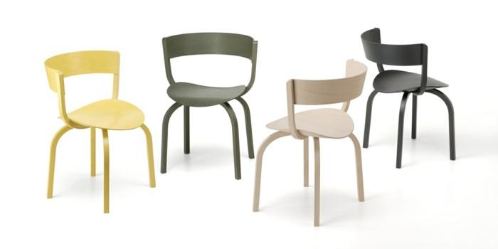 thonet stühle designermöbel 404f stuhl stefan diez