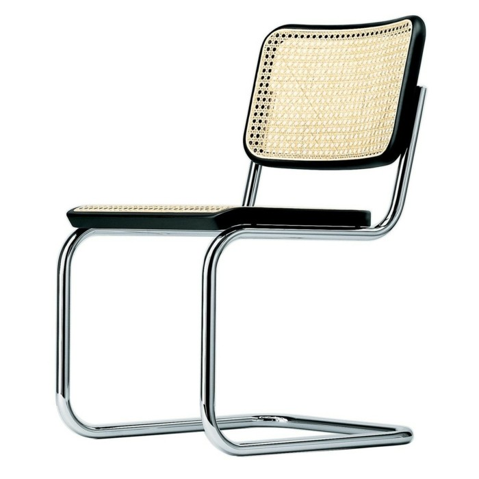 thonet stühle designklassiker stahlrohrmöbel freischwinger s32