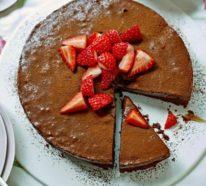 Torte dekorieren mit Erdbeeren – 88 Beispiele für Torten die Verführung verkörpern