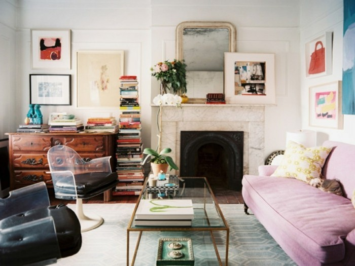 eklektisch ist trendig welche regeln m ssen sie aber einhalten. Black Bedroom Furniture Sets. Home Design Ideas