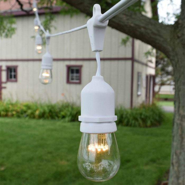 wohnungsdekoration led beleuchtung lichterketten