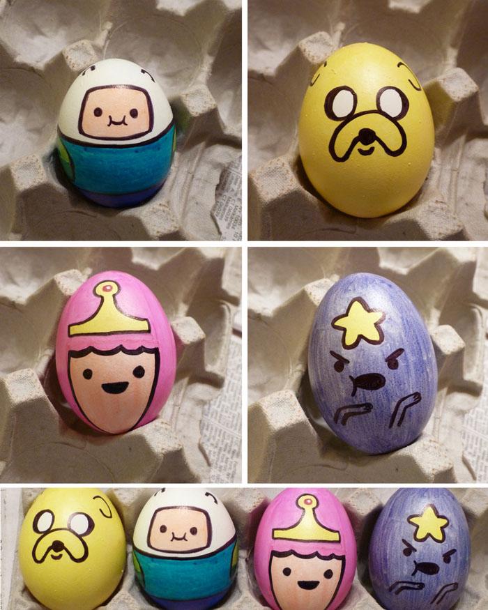 Eier Gesichter malen ostereier gestalten eier mit gesichter malen osterdeko selber machen a-teams