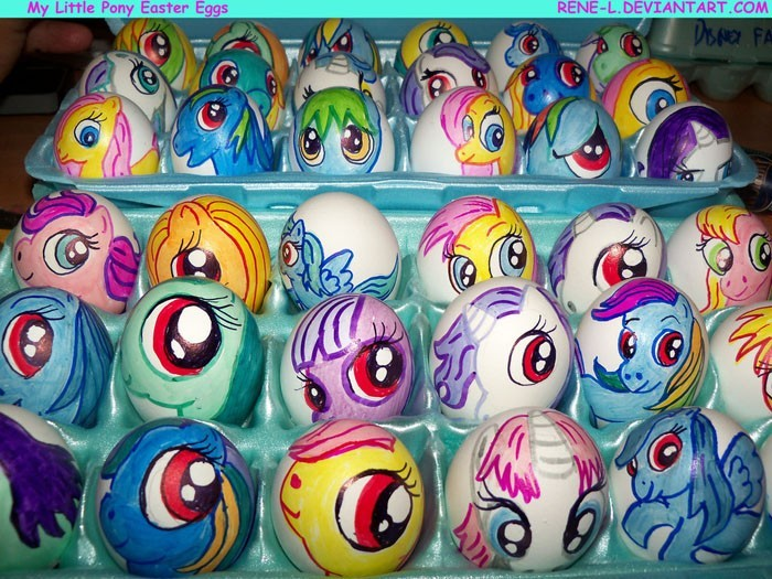 Eier Gesichter malen ostereier gestalten eier mit gesichter malen osterdeko selber machen geek