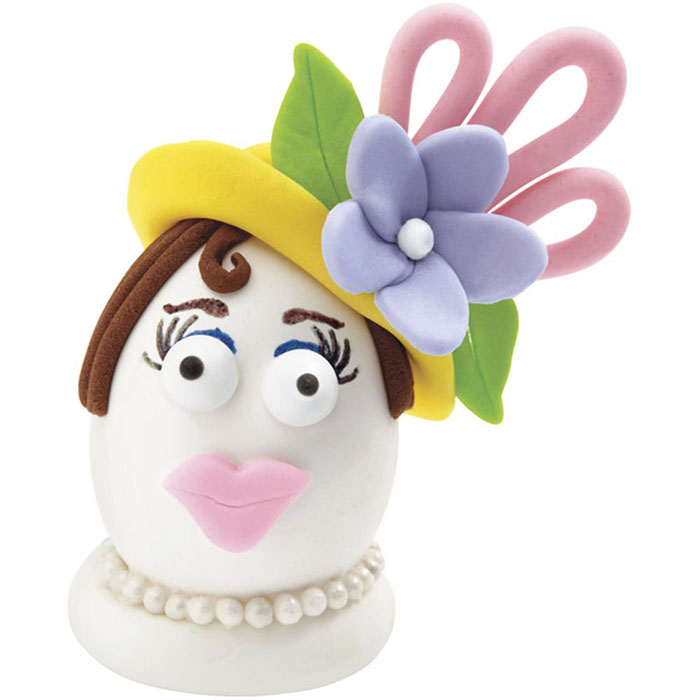Eier Gesichter malen ostereier gestalten eier mit gesichter malen osterdeko selber machen mit fondant