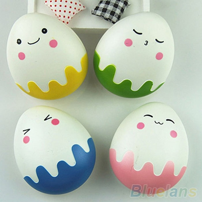 Eier Gesichter malen ostereier gestalten eier mit gesichter malen osterdeko selber machen strichmännchen