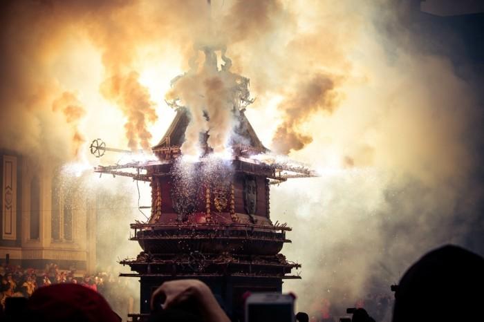 Florenz und die Ostertradition