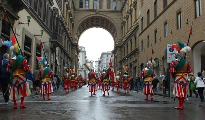 Florenz zu Ostern