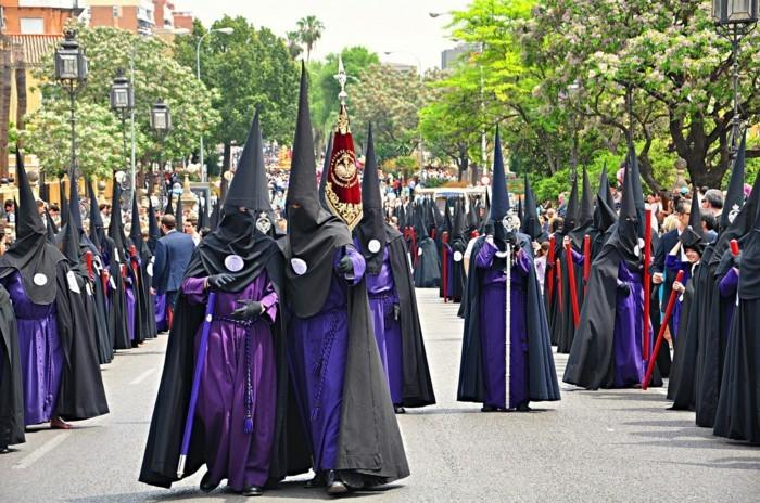 In Spanien feiert man Ostern