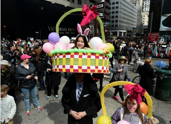 US-LIFESTYLE-EASTER-PARADE
