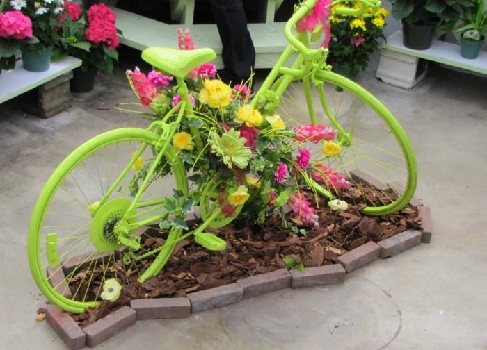 auch in einem kleinen raum fahrrad integrieren