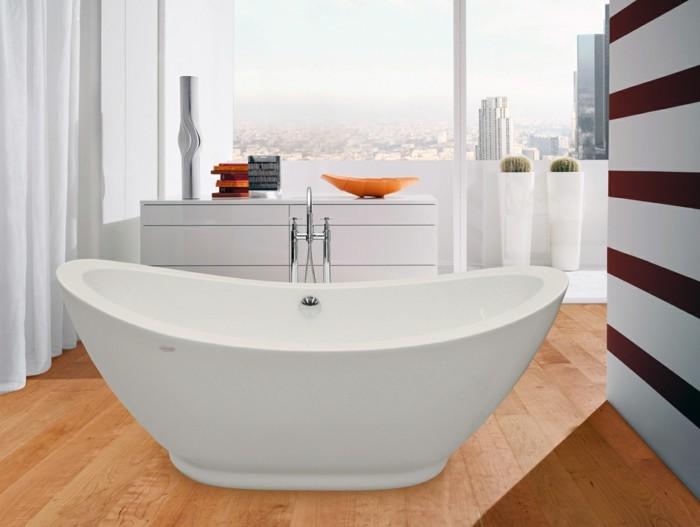 bad renovieren gestaltung badewanne