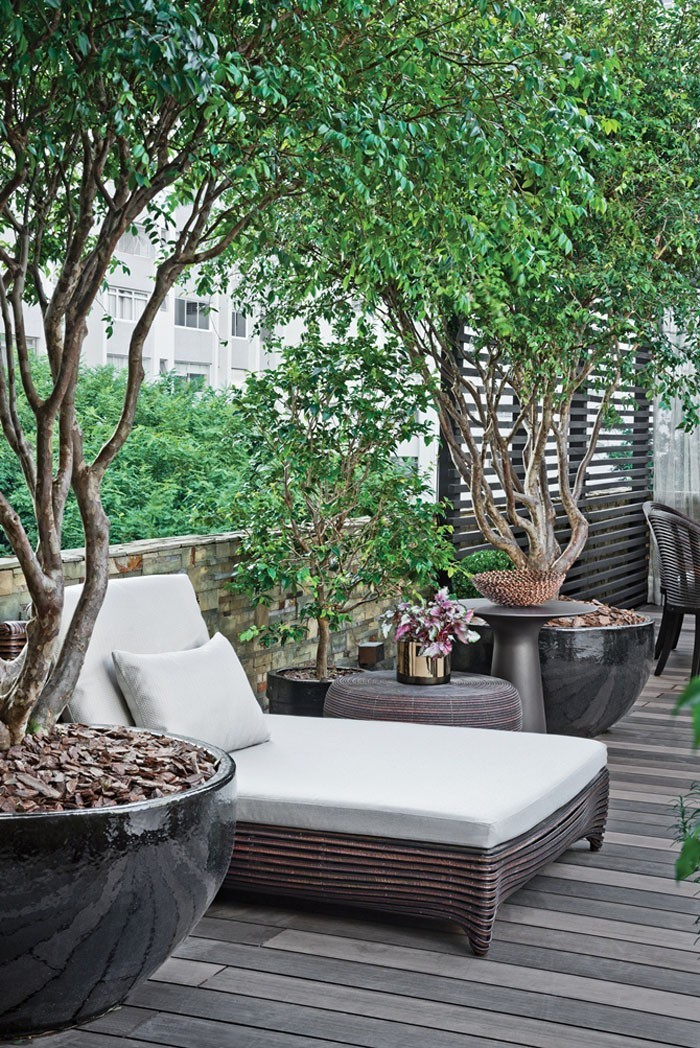Spring is approaching 49 cool ideas for roof terrace design