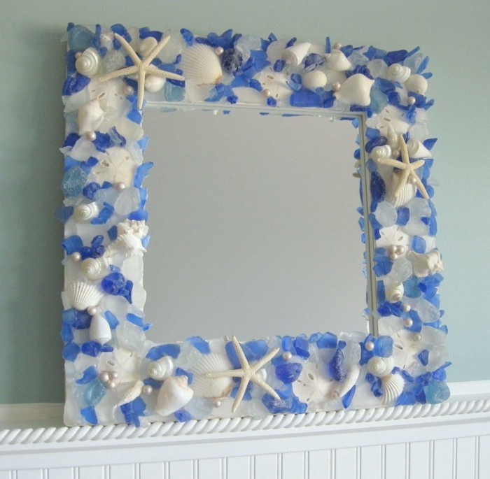 deko-ideen-selbermachen-spiegel-dekorieren-ideen