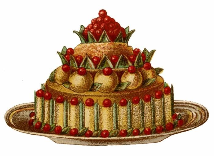 desserts lecker