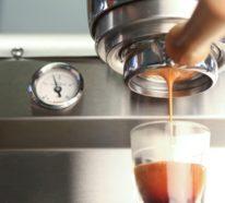 Erstklassige Siebträgermaschinen gewährleisten Ihnen einen perfekten Kaffeegenuss!