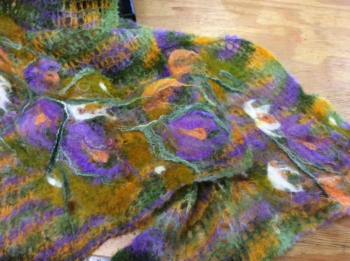 diy deko ideen aus stoff deko stoff dekorrieren mit filz stoff ideendeko blumen aus filz