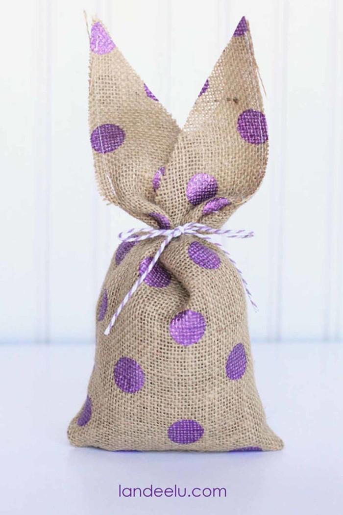 diy deko ideen aus stoff deko stoff dekorrieren mit filz stoff ideendeko hase