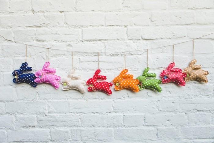 diy deko ideen aus stoff deko stoff dekorrieren mit filz stoff ideendeko hasi