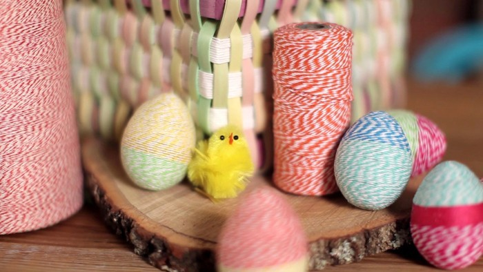 diy deko ideen aus stoff deko stoff dekorrieren mit filz stoff ideendeko osterdeko eier