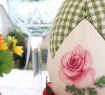 48 Diy Deko Ideen aus Stoff, die den Frühling in Ihrem Zuhause aufblühen lassen