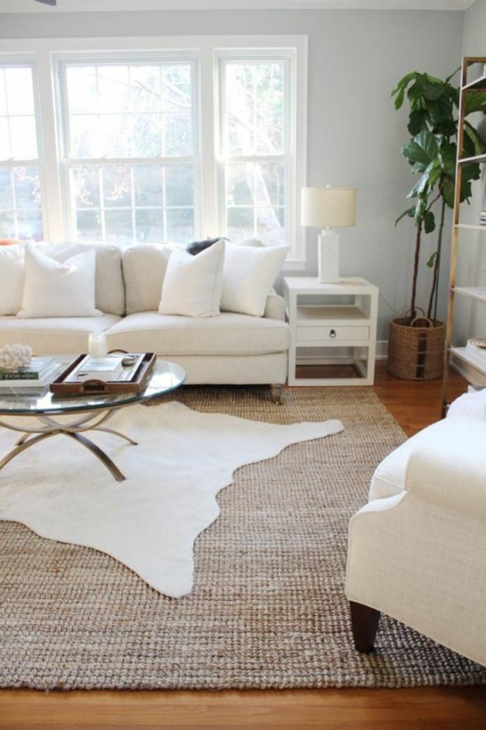 Teppich verlegen bodenbelag und akzent zugleich - Teppichboden wohnzimmer ...