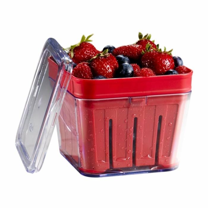 erdbeeren immer mit einem deckel lagern