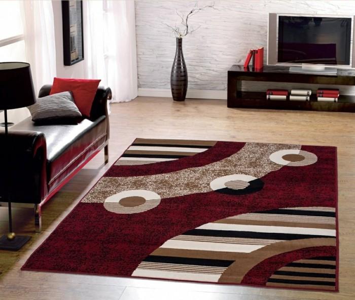 farbkombinationen das wohnzimmer in neutrale farbtöne gestalten und für akzente in rot sorgen