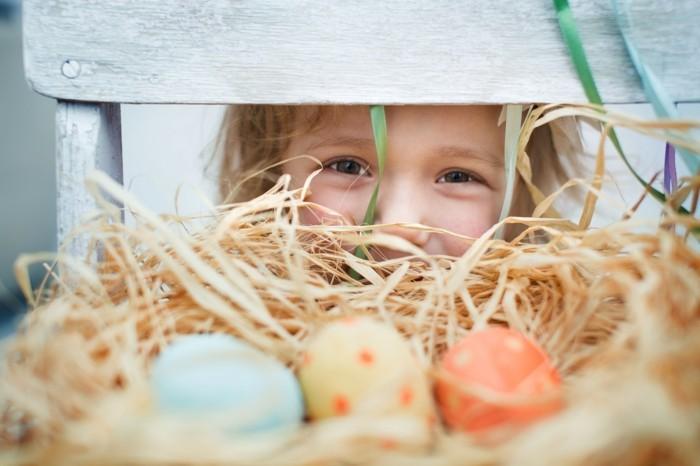 garten zu ostern dekorieren kinderspiele gartenparty organisieren