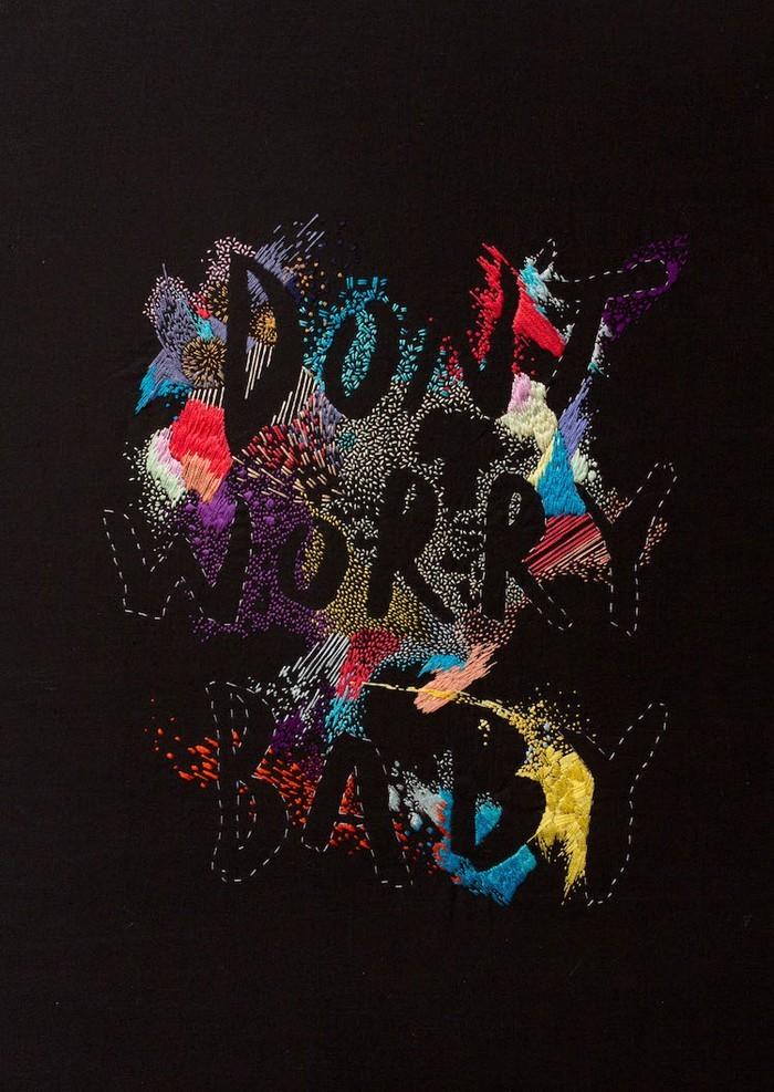 gobelin stickbilder kreative ideen deko ideen diy ideen anders denken aus alt macht neu duft punk