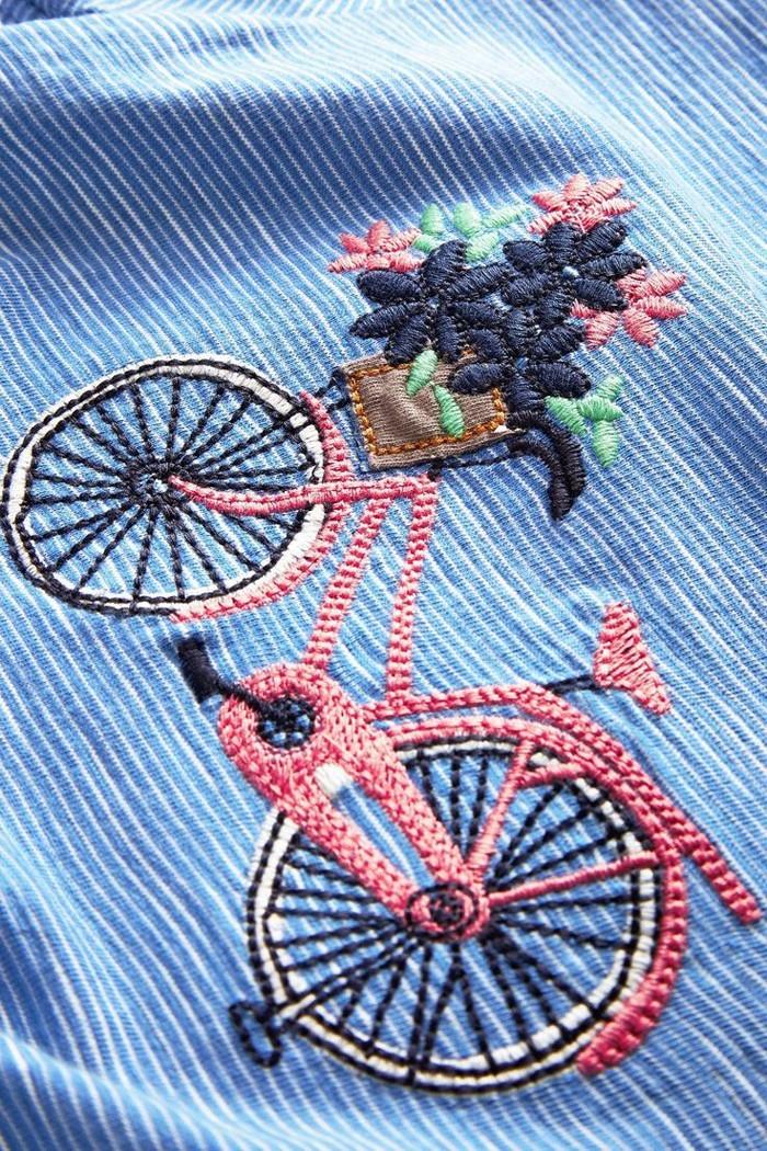 gobelin stickbilder kreative ideen deko ideen diy ideen anders denken aus alt macht neu fahrrad