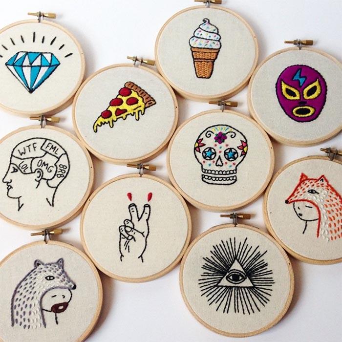 gobelin stickbilder kreative ideen deko ideen diy ideen anders denken aus alt macht neu junge designer stitchyouup