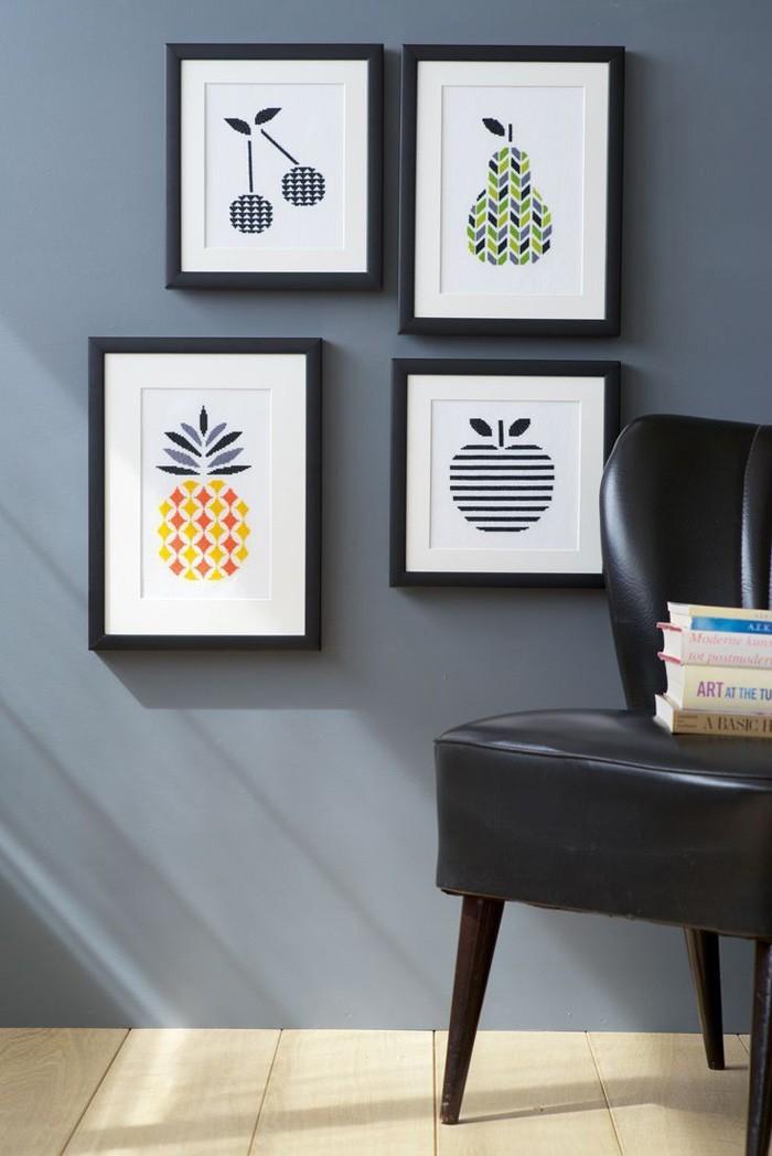 gobelin stickbilder kreative ideen deko ideen diy ideen anders denken aus alt macht neu sticktechniken