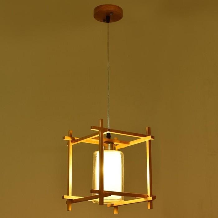 holzlampe desogner lampe lampen design design lampen kegel haenge