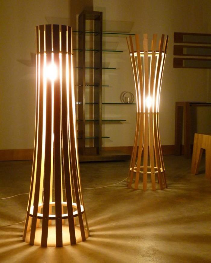 holzlampe desogner lampe lampen design design lampen kegel