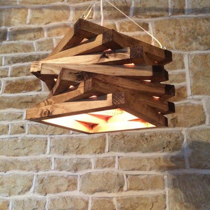holzlampe desogner lampe lampen design design lampen spirale