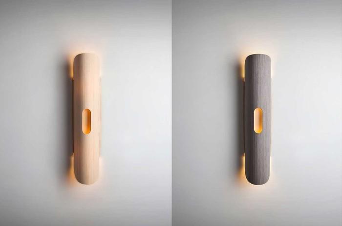 holzlampe desogner lampe lampen design design lampen wandlampe bambus