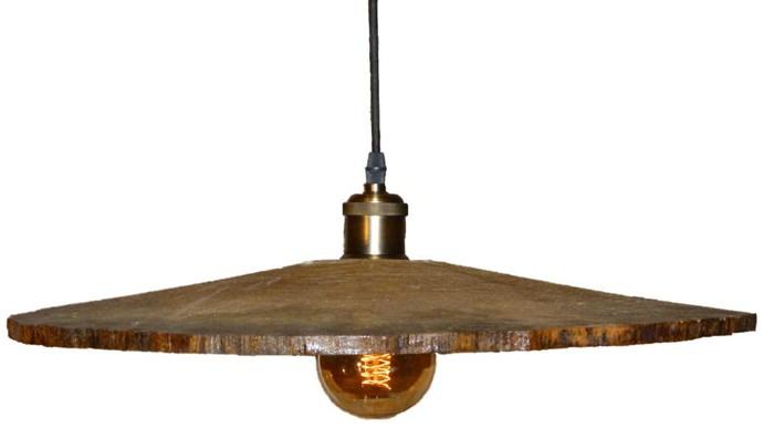 holzlampe desogner lampe lampen design design lampen wandlampe baumrinde