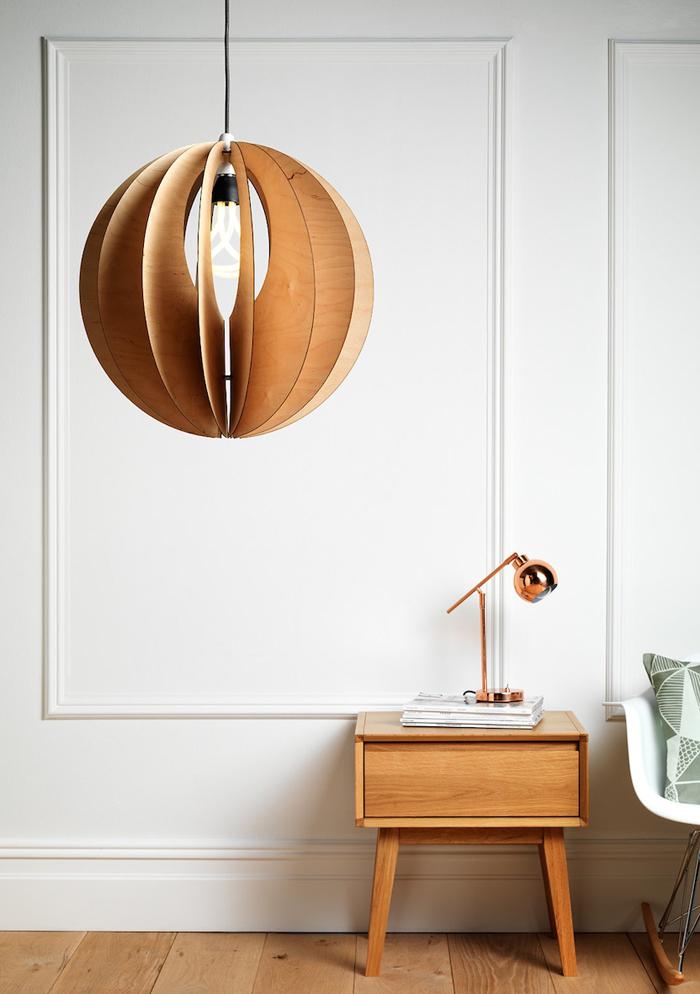 holzlampe desogner lampe lampen design design lampen wandlampe blumig schicht